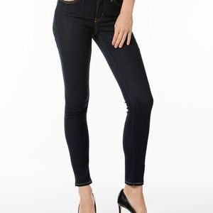 NWT Levi's 311 Shaping Mid rise Skinny Jeans 27 Bk